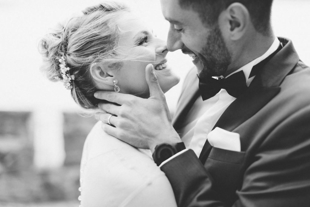 photos mariage sourire