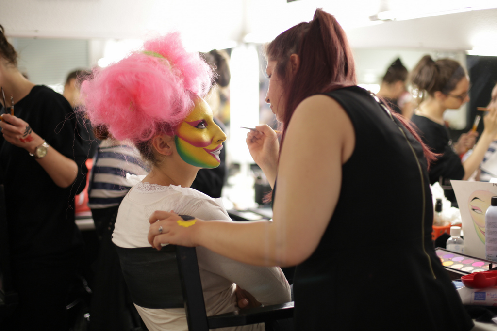 backstage make up for ever