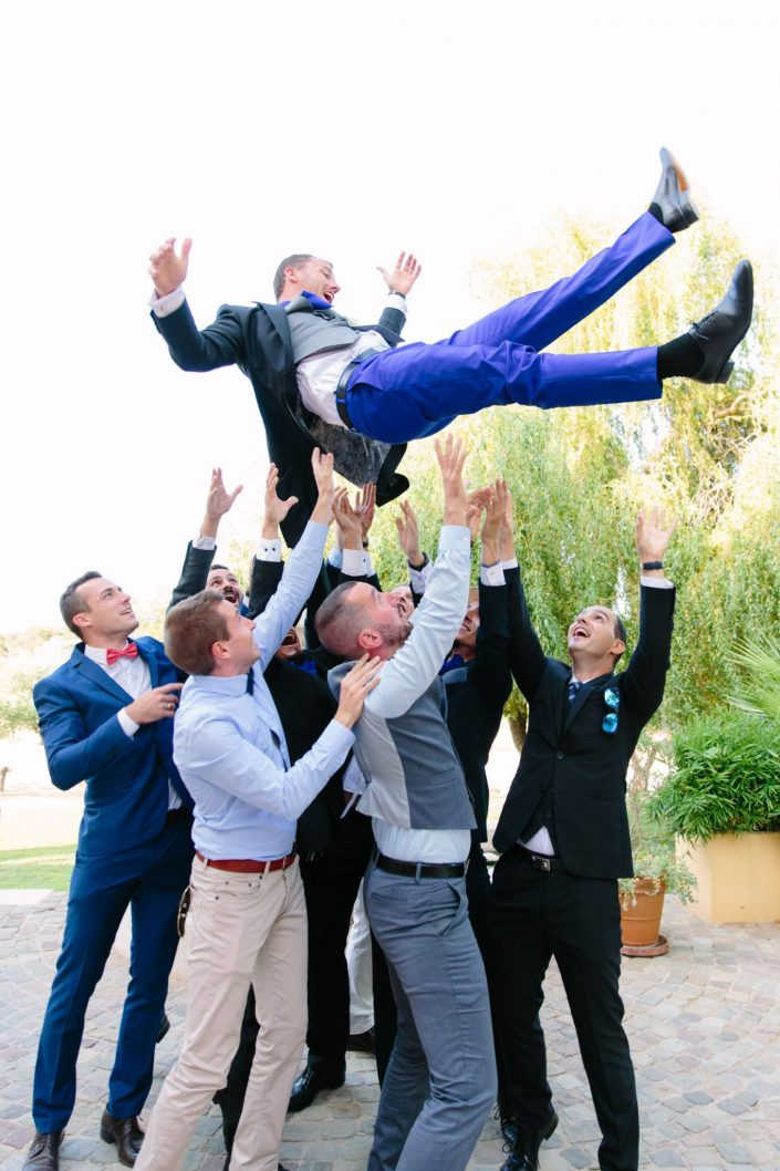 photo mariage fun