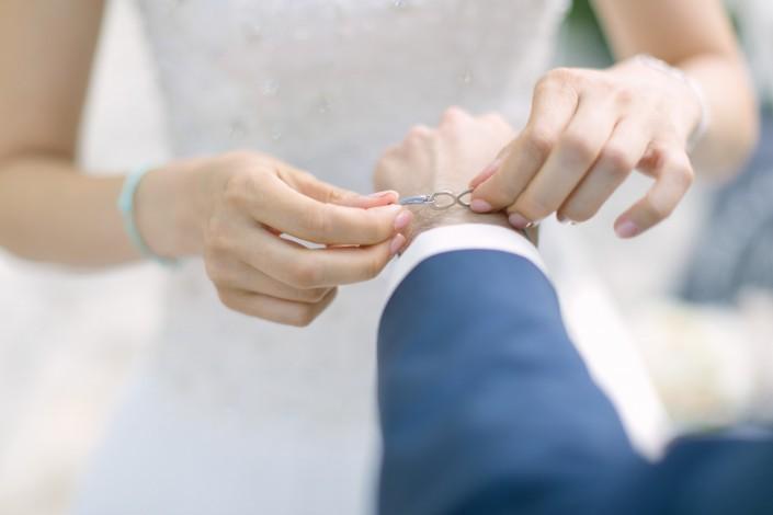 photo mariage bracelets
