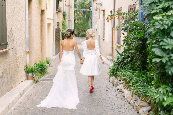 photo mariage gay antibes