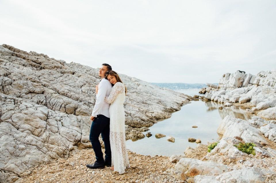 Séance d'Engagement à Antibes // Laetitia & Joris