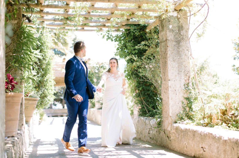 MARIAGE À NICE : Kelly & Sydney