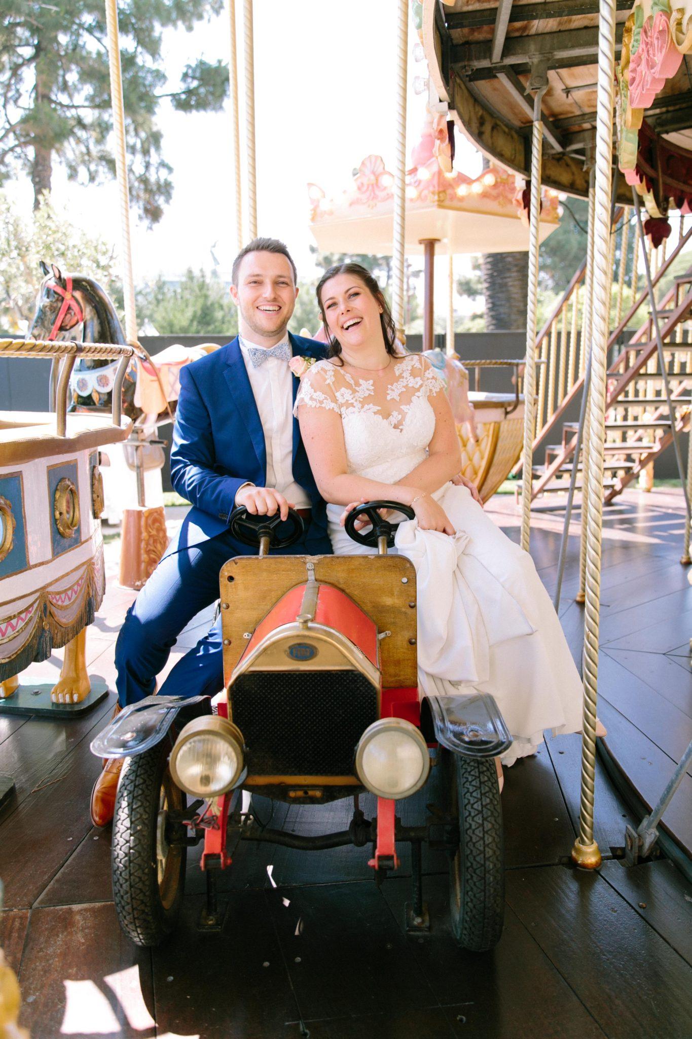 mariage carrousel nice
