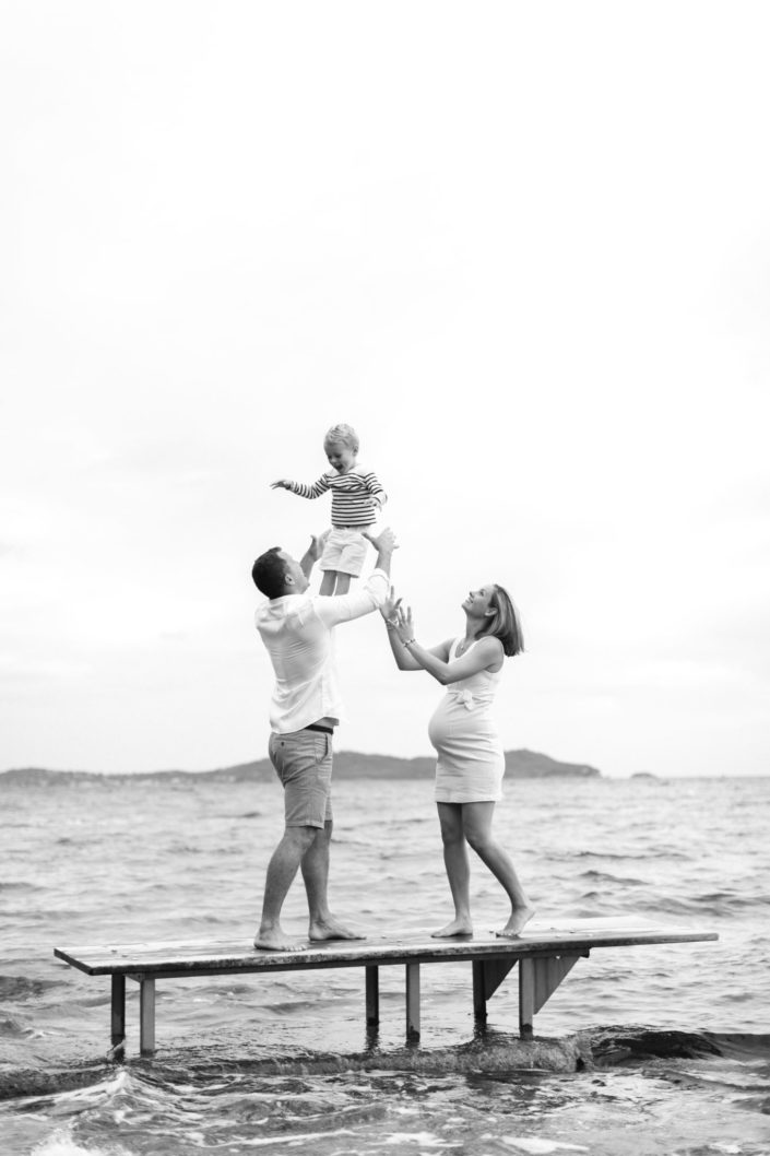 shooting grossesse famille