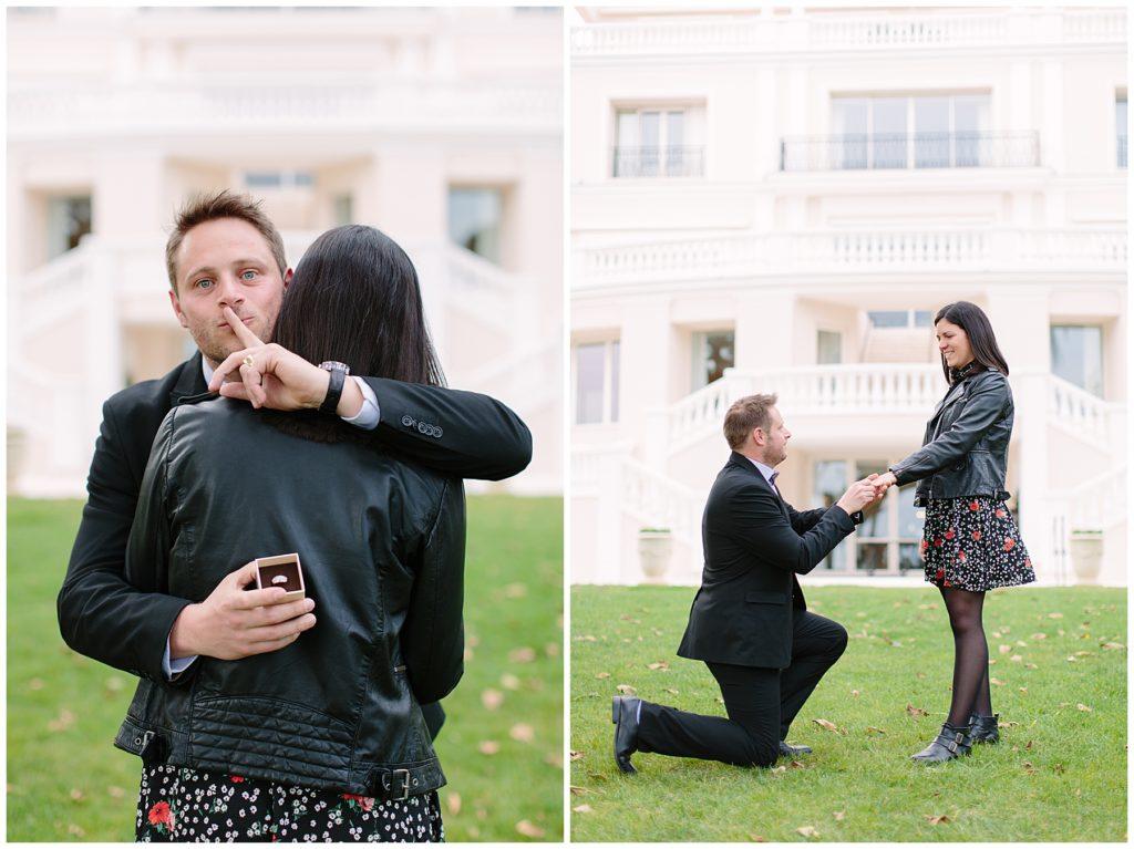 demande mariage cap estel