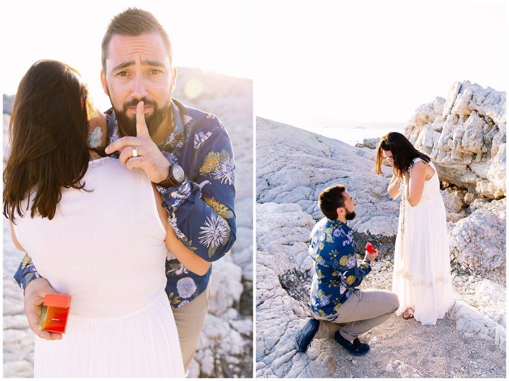 demande surprise mariage