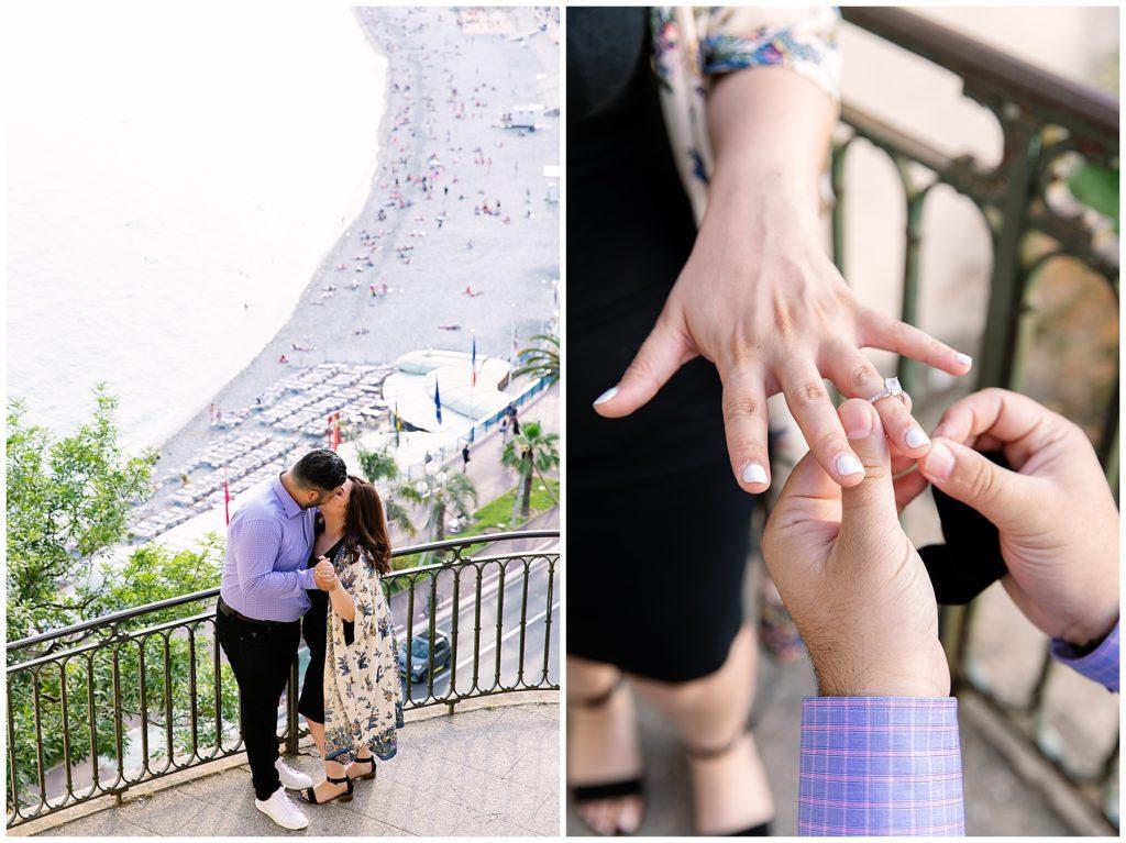 demande en mariage nice